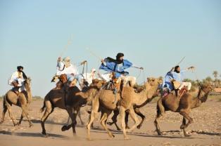 Maroc festival course course