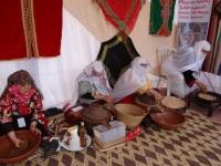 Femmes de coopérative d'argan 6385