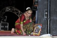 Géraldine Nalini - Danse sacrée Inde du Sud 3575