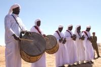 Festival des Nomades 2011- Gnawa de Khamlia