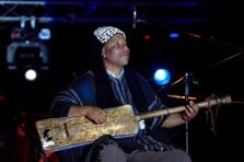Festival des Nomades 2011- M'hamid El Ghizlane. Maroc. Sarenguerel & Boujmaa