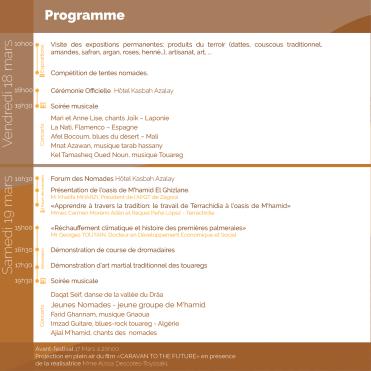 Programme Festival des Nomades 2016 (2)
